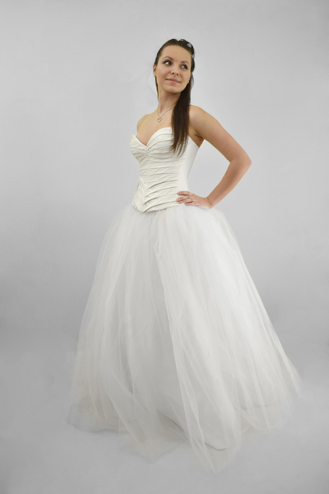 научиться шить свадебные платья