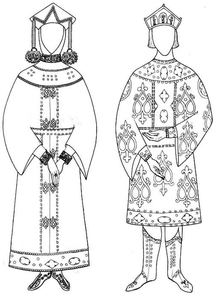 методов кроя одежды