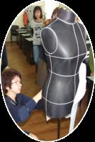 Расширенный курс конструирования (кроя) одежды - 2 уровень