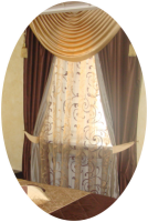 Курс - семінар з крою та пошиву всіх видів штор і ламбрекенів
