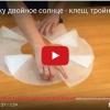 Как кроить юбку двойное солнце-клеш (видеоурок)