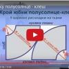 Как кроить юбку полусолнце-клеш (видеоурок)